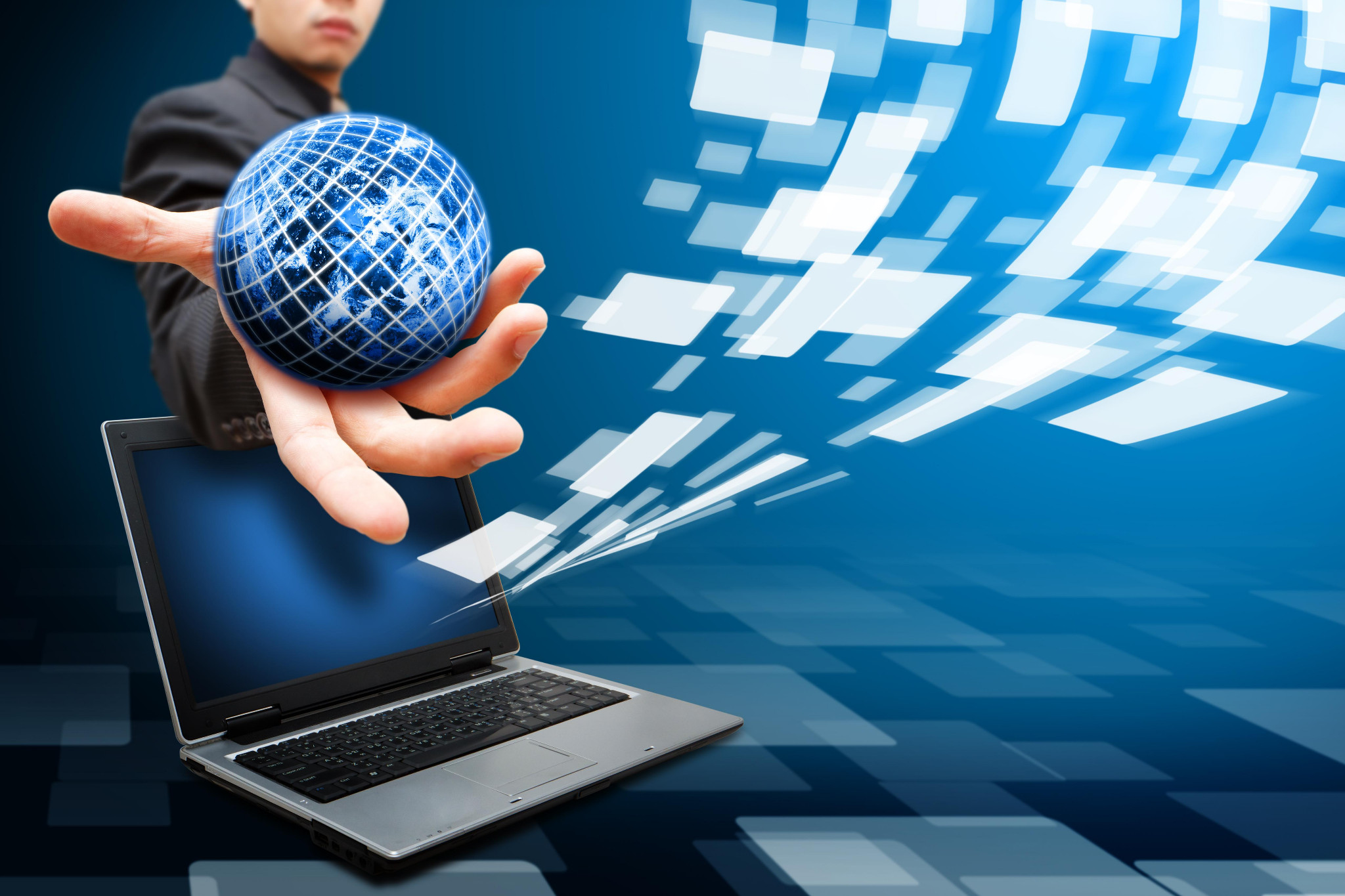 Сервис интернет в картинках