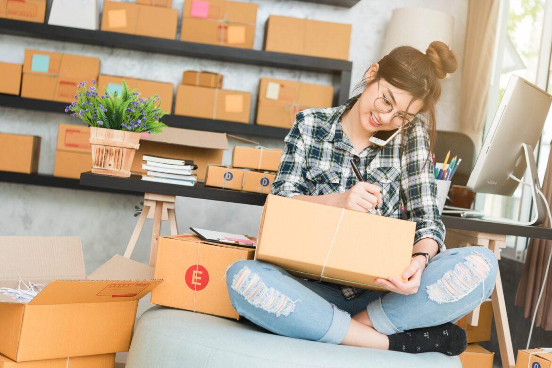Налоговики разъяснили, могут ли самозанятые оказывать услуги по доставке товаров