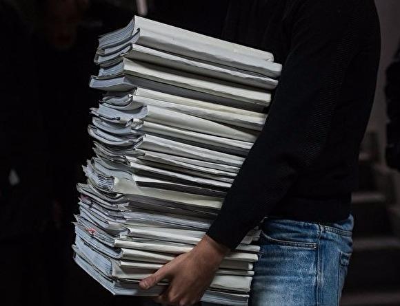 Инспекторы заберут из офиса документы и электронные носители дружественных компаний